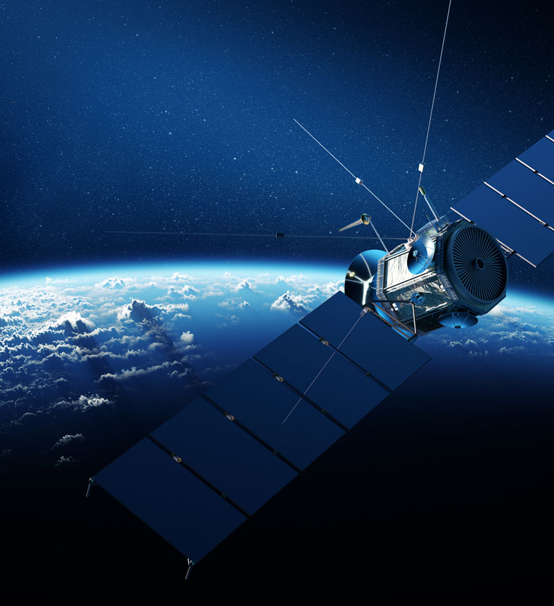 Satellite Broadband Internet Growing
